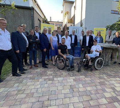 Pressegespräch am 17. Juni 2021 Gasthof Ochensberger, St. Ruprecht/Raab