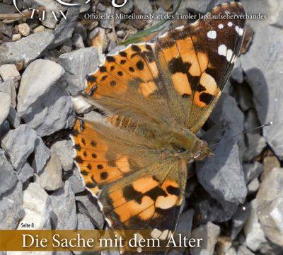 Der Tiroler Jagdaufseher Nr. 40., Ausgabe 1/2021