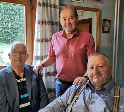Seniorenringmitglieder im Bezirk Weiz feierten Jubiläumsgeburtstage