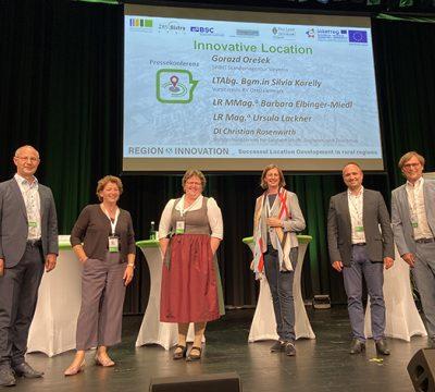 "Internationale Standortkonferenz  ""Region & Innovation"""