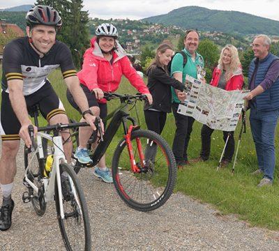 Neue Rad & Wanderkarte für die Tourismusregion Weiz & St. Ruprecht a. d. Raab