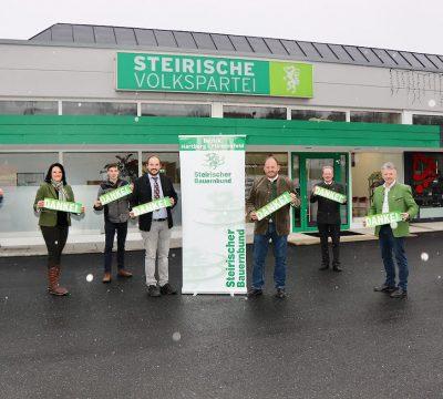 HF: Steirischer Bauernbund klare Nr.1 im Bezirk