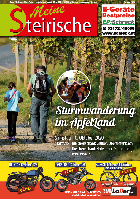 Weiz Ausgabe Okt. 2020