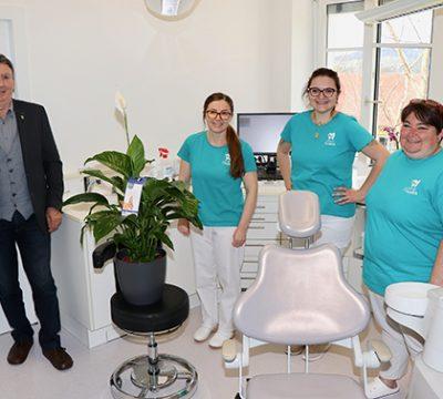 Neue Zahnärztin in St. Johann in der Haide