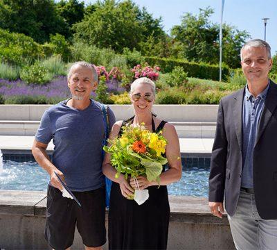 Heiltherme Bad Waltersdorf begrüßt den 10 Millionsten Thermengast